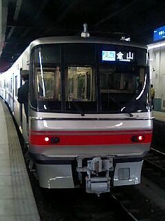 <<リアルタイム>>5002F@金山駅