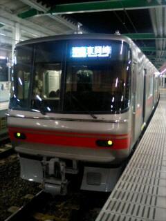 <<リアルタイム>>5004F@鳴海駅